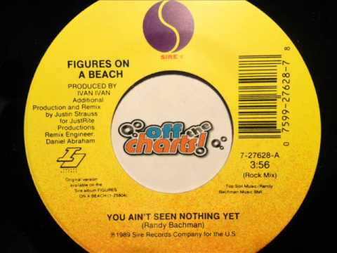 Figures On A Beach - You Ain't Seen Nothing Yetâ– 45 RPM 1989 â– OffTheCharts365