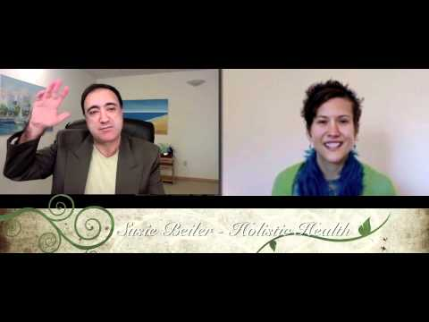 http://www.TvShowHow.Com/SusieBeiler I help you understand how your food impacts your life- your ability to think clearly, have sustained energy throughout the day, and feel peaceful in your body and