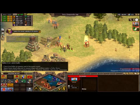 Rise of Nations, Conquer the World: Episode 6 - The Decline and fall of the Roman Empire part 1