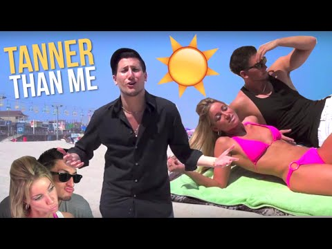 Mike Posner - Cooler Than Me (Video Parody) | Tanner Than Me (Guido Love Song) Video