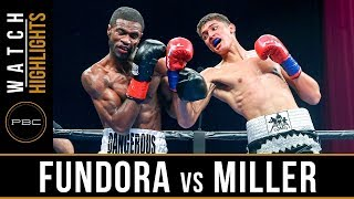 Fundora vs Marshall HIGHLIGHTS: February 16, 2019 - PBC on FOX