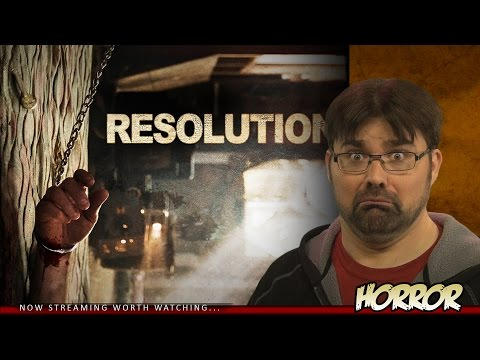 Resolution - Movie Review (2012)