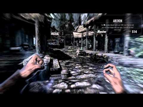 Skyrim Mod Spotlight: Pretty Sit Idle, Apocalypse Spell Package, ...