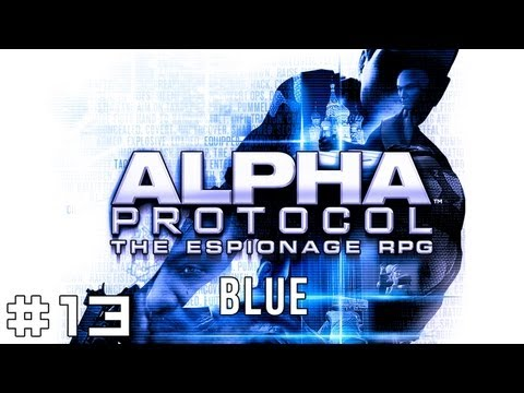 Alpha Protocol BLUE #13 - Marburg's Mansion