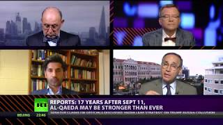 CrossTalk on Syria: Into The Abyss?