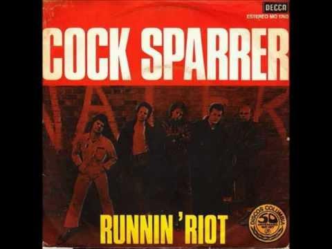 Cock Sparrer - Runnin