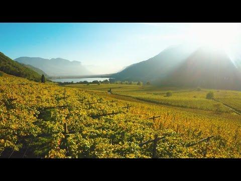 GoProで上から撮影した美しいイタリアの風景にうっとり♪