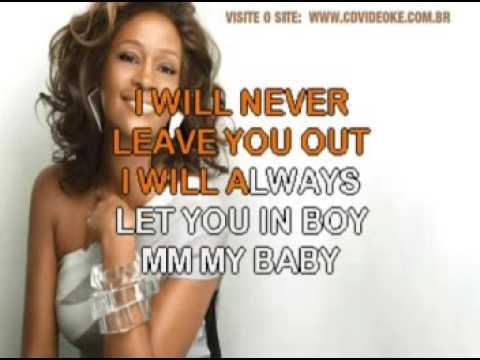 Whitney Houston   I Believe In You & Me