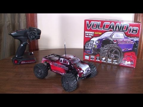 Redcat Racing - Volcano 18 - Review. Snow Bash. and Speed Runs