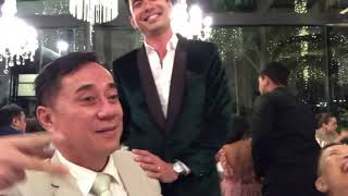 Christian Bautista weds in Bali!