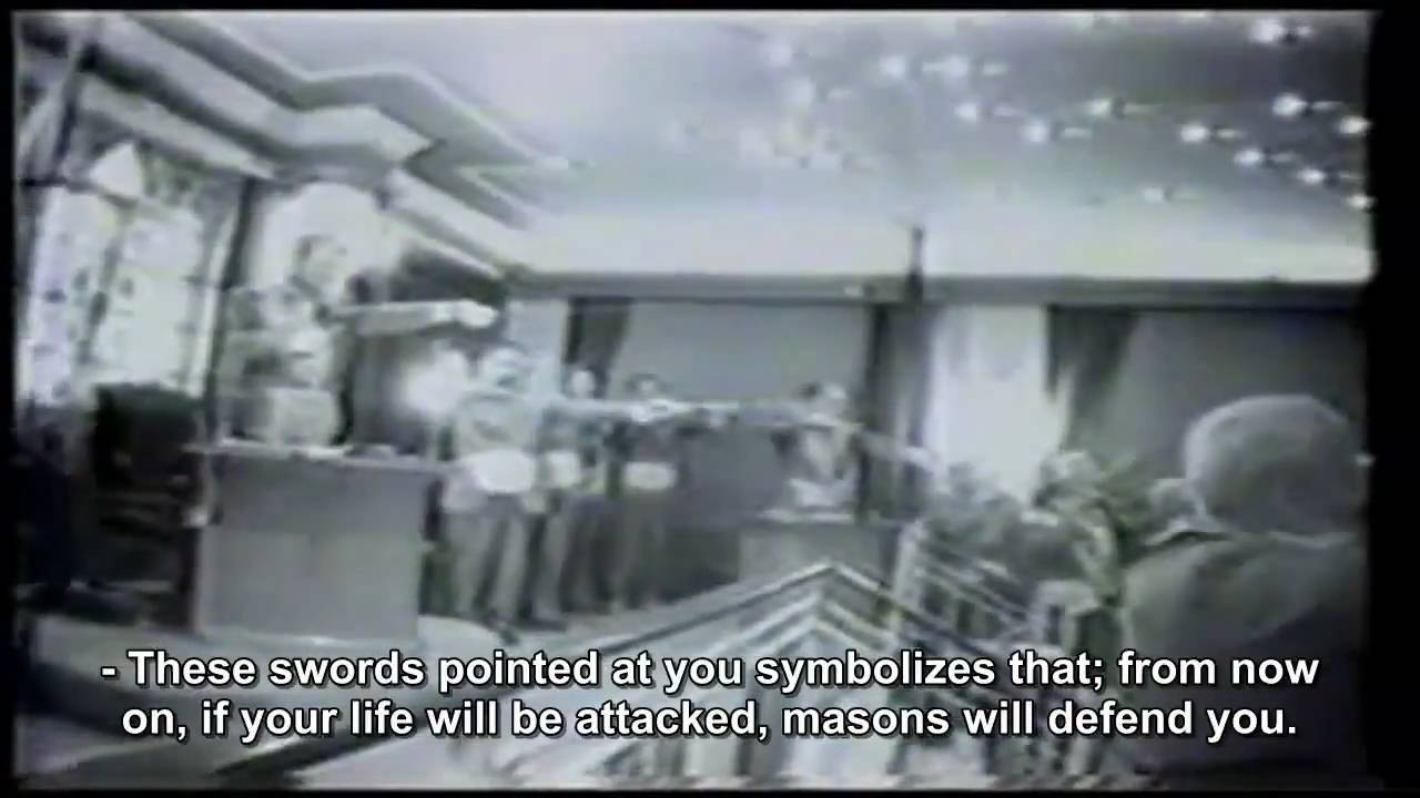 Image result for Secretly filmed rituals of the Masons: You will not believe what they do ... (video)