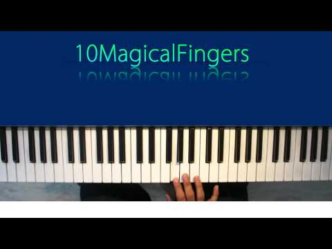 Tujh Se Naraz Nahi Piano Tutorial  Lessons (Melody Chords and...