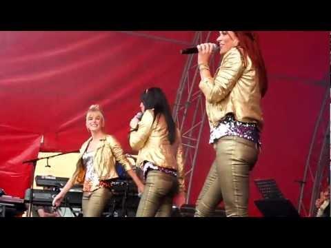 k3 - Verliefd Medley Gordel 2012