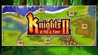 Knights of Pen and Paper 2 - Gameplay Review