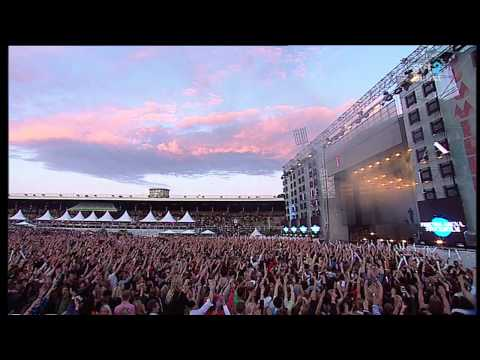 Sebastian Ingrosso & Axwell - Save The World - Announcing new SHM concert Live @Summerburst [HD]