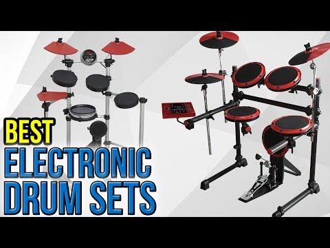 8 Best Electronic Drum Sets 2017