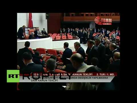 Turkey: Turkish Parliament approves the lifting of parliamentary immunity
