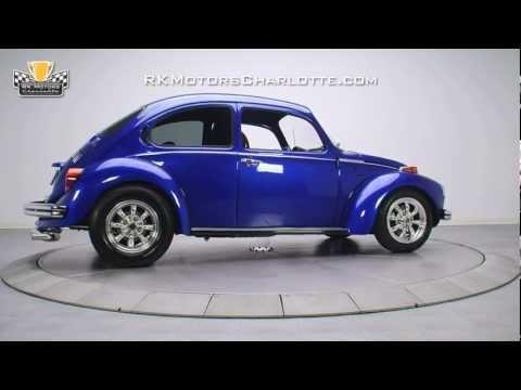 132777 / 1973 Volkswagen Super Beetle