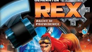 Generator Rex Agent of Providence Official HD Game Launch Trailer - PS3 X360 Wii DS 3DS