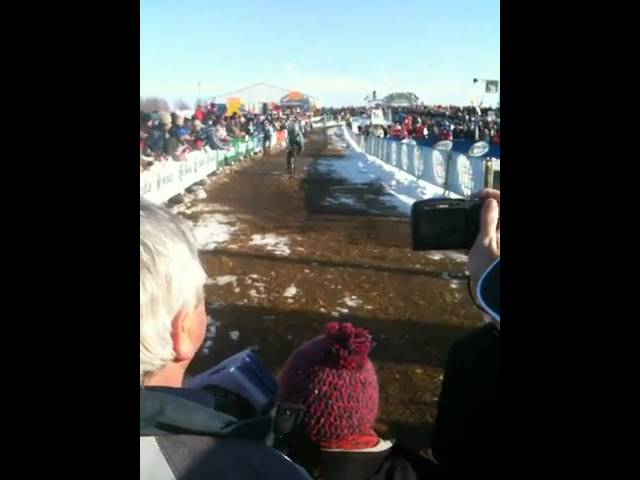 UCI World Cyclo-cross Championships Tabor, CZ