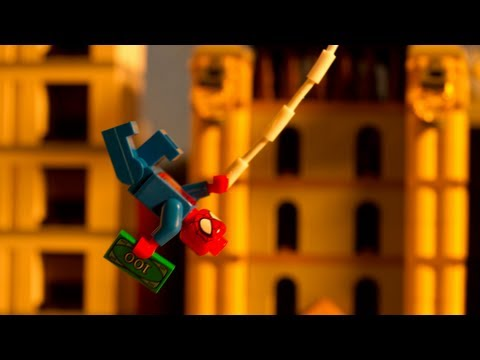LEGO Marvel Super Heroes - Spider-Man
