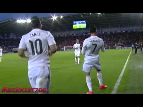 Real Madrid 2-0 Sevilla ~ All Goals & Highlights 12.08.2014 Uefa Super Cup