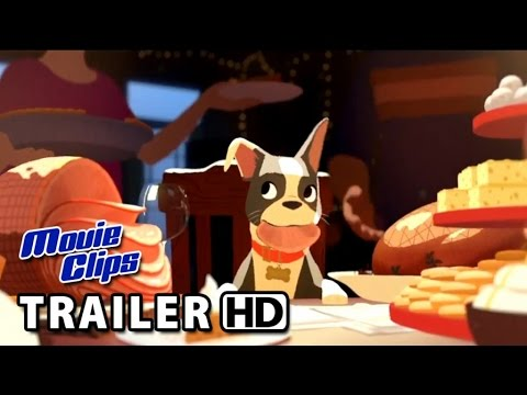 FEAST Special FIRST LOOK (2014) - Disney Animated Short HD