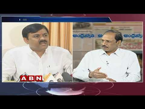 Discussion on Central Minister Nitin Gadkari AP Tour | Public Point | Part 1 | ABN Telugu