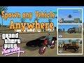 GTA Vice City Spawner Mod Spawn Any Vehicle Anywhere No Cheat Needed mp3