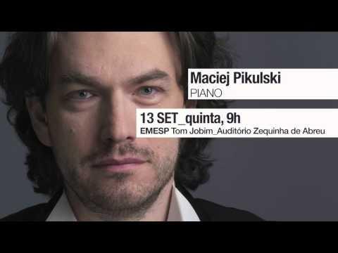 Master class com Maciej Pikulski