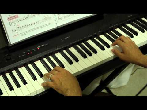Alfred beginning piano adults
