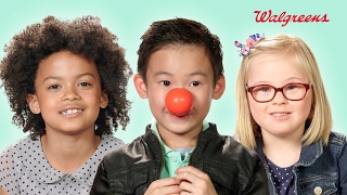 Kids Explain Red Nose Day // Presented by BuzzFeed & Walgreens