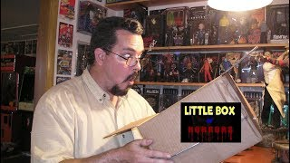 Little Box of Horrors - Serial Killers - A Horror Mystery Box Unboxing