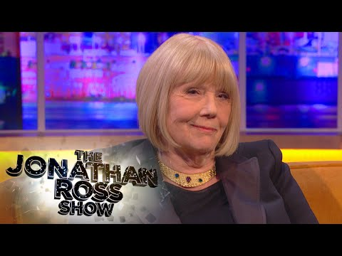 Diana Rigg Talks New Game Of Thrones - The Jonathan Ross Show