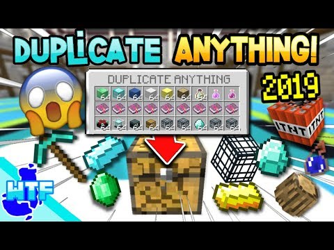 Minecraft Console - DUPLICATE ANYTHING CHEST GLITCH - PS4/XBOXONE (2ND METHOD) UNLIMTED ANYTHING!