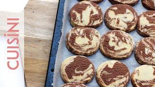 HEIDESAND PLÄTZCHEN Rezept | Weihnachtskekse backen | Sandtaler wie vom Bäcker - CUISINI