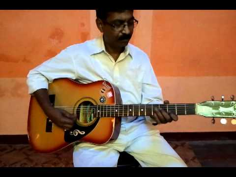 Hoga tumse pyara kaun - Lead in Acoustic Guitar