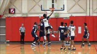 Jyare Davis Highlights at USA Basketball