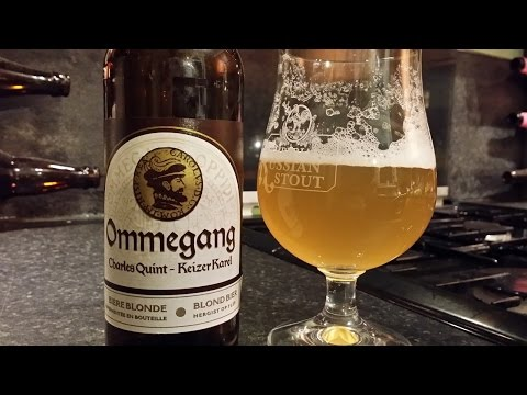 Click Here For More Craft Beer Reviews http://www.youtube.com/subscription_center?add_user=realaleguide Real Ale Craft Beer Reviews Ommegang Keizer Karel Cha...