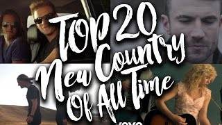 TOP 20 Most Popular Country Songs of All Time
