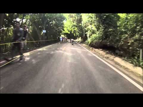 Guajataca DH 2013 Crash- Raw Run