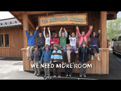 The Mountain School in Bellevue, Idaho Needs a Yurt