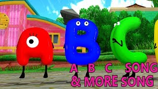 Alphabets ABC and Many Many More Songs | Kids Songs | Nursery Rhymes for Baby | Favourite  Rhymes