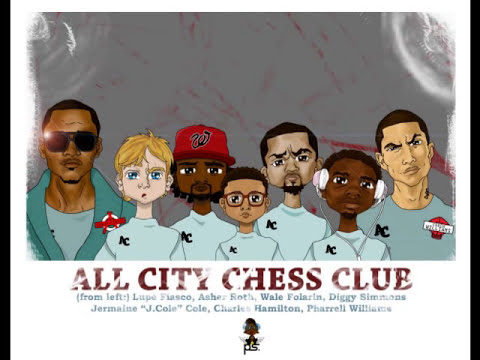 I'm Beamin' (Remix) - All City Chess Club