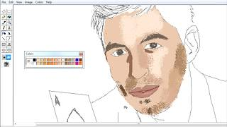 Mágica VS desenho no Ms Paint? (ft. Isael O Ilusionista)