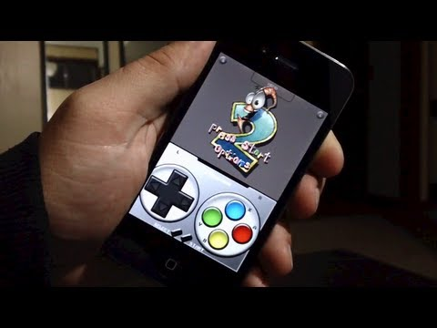 Best iOS 6 Cydia Apps: Super Nintendo Emulator Tutorial For iPhone & iPad