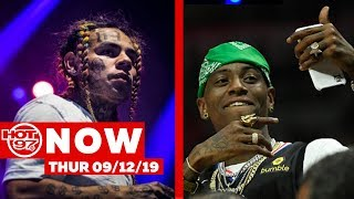 6ix9ine's Family Reportedly Afraid For Their Lives + Soulja Boy is Home + ENVSN Fest