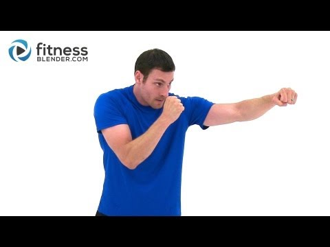 KickBoxing Cardio Workout - Smackdown Your Stress Image 1