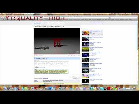 Larger Video Size Tutorial (yt:quality=high)