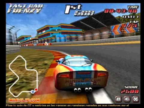 juegos de video de carros: